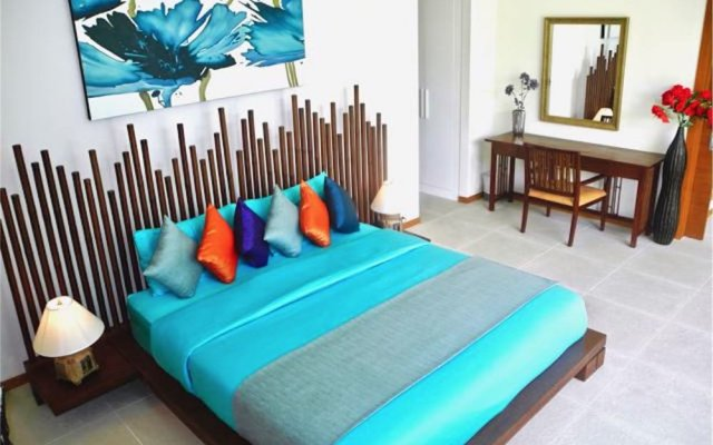 Отель Rawai Superb Ka Villa 4 bedrooms вид на фасад