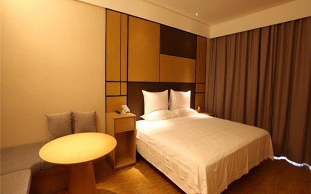 JI Hotel Shanghai Hongqiao Transport Hub Jiuting