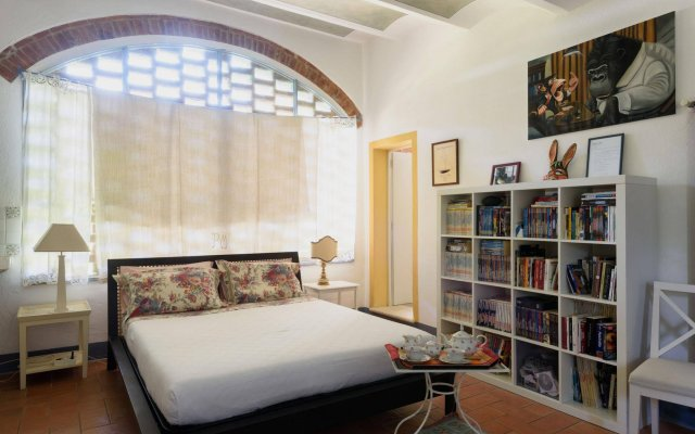 Отель Villa Vignacce Синалунга комната для гостей