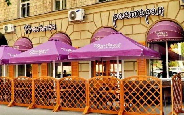Гостиница Оптима Черкассы вид на фасад