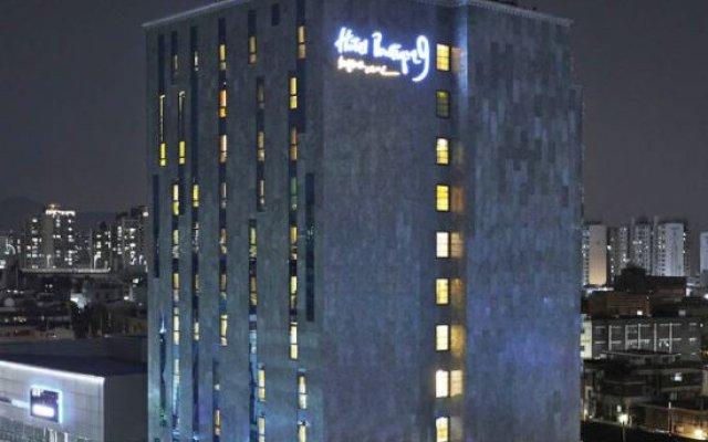 Отель Boutique 9 Южная Корея, Сеул - отзывы, цены и фото номеров - забронировать отель Boutique 9 онлайн вид на фасад