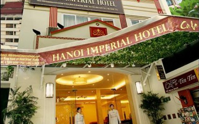 Imperial Hotel & Spa
