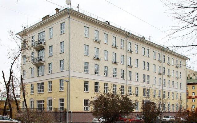 Гостиница Катюша вид на фасад