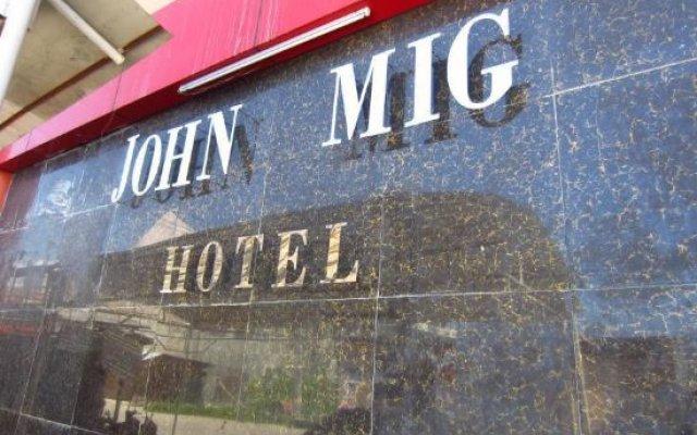 Отель John Mig Hotel Филиппины, Лапу-Лапу - отзывы, цены и фото номеров - забронировать отель John Mig Hotel онлайн вид на фасад