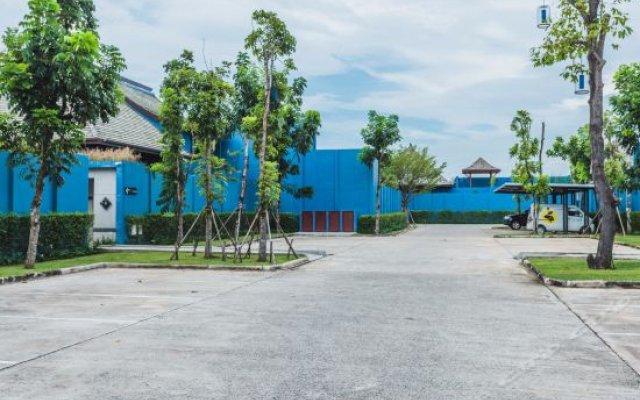 Отель Villa Madura Wings Style by Tropiclook парковка