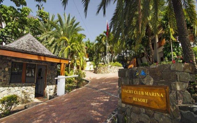 Antigua Yacht Club Marina 0