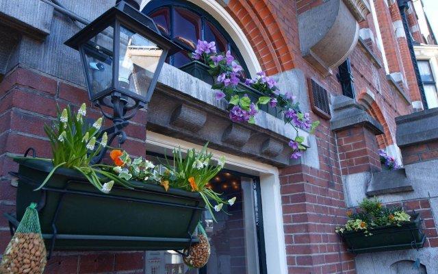 Отель Clemens Нидерланды, Амстердам - отзывы, цены и фото номеров - забронировать отель Clemens онлайн вид на фасад