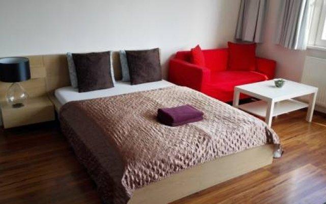 Отель Residence Expo Чехия, Прага - отзывы, цены и фото номеров - забронировать отель Residence Expo онлайн комната для гостей