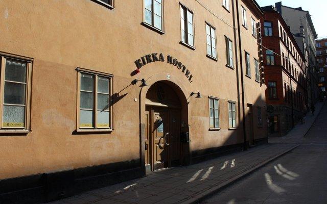Отель Birka Hostel Швеция, Стокгольм - 6 отзывов об отеле, цены и фото номеров - забронировать отель Birka Hostel онлайн вид на фасад