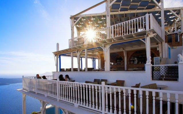 Отель Kastro Suites Греция, Остров Санторини - отзывы, цены и фото номеров - забронировать отель Kastro Suites онлайн вид на фасад