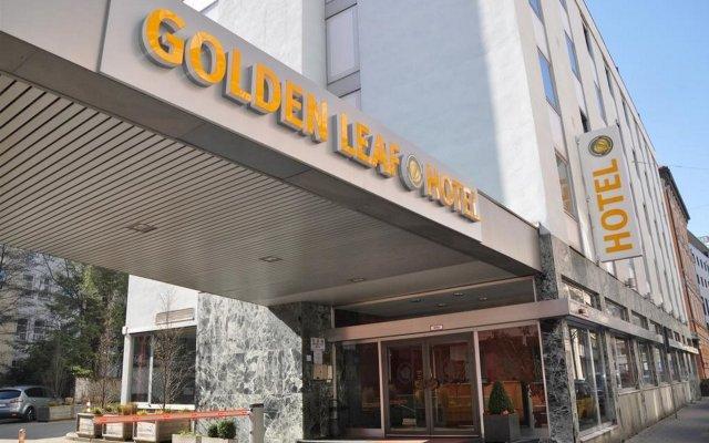 Отель Parkhotel im Lehel Германия, Мюнхен - 1 отзыв об отеле, цены и фото номеров - забронировать отель Parkhotel im Lehel онлайн вид на фасад
