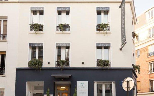 Апартаменты Apartment Boulogne Булонь-Бийанкур вид на фасад