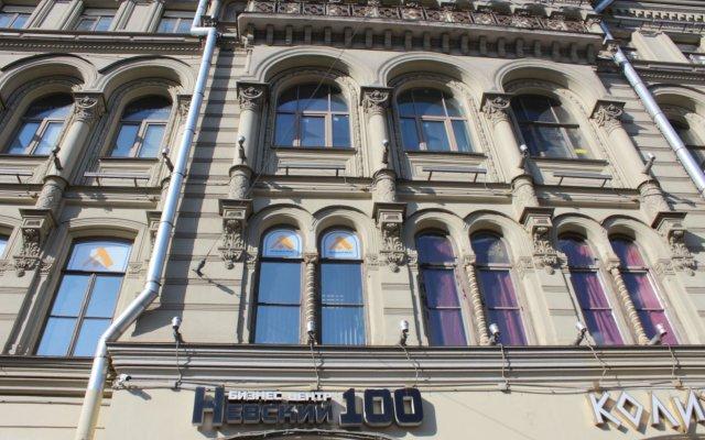 Гостиница Александр Грин в Санкт-Петербурге - забронировать гостиницу Александр Грин, цены и фото номеров Санкт-Петербург вид на фасад