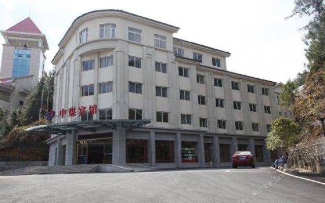 Zhongmei Hotel вид на фасад