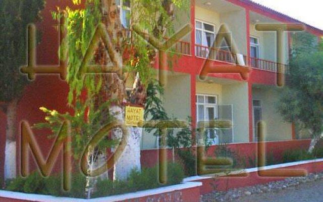 Отель Hayat Motel вид на фасад