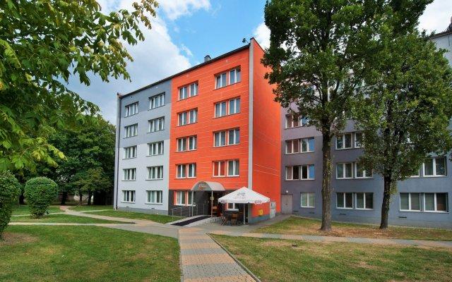 Отель Grand Felix Краков вид на фасад