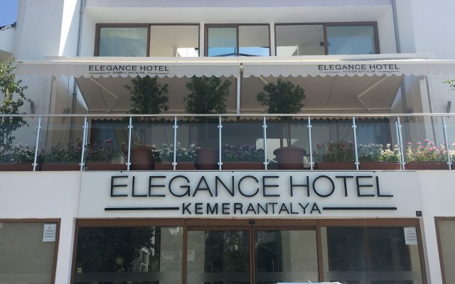 Elegance Hotel Kemer вид на фасад