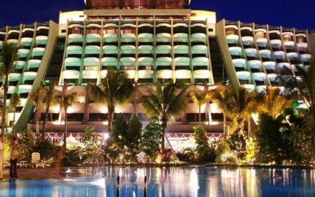 Отель Nan Hai Hotel Китай, Шэньчжэнь - отзывы, цены и фото номеров - забронировать отель Nan Hai Hotel онлайн вид на фасад