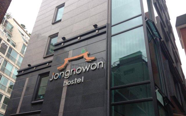 Отель Jongnowon Hostel Южная Корея, Сеул - 1 отзыв об отеле, цены и фото номеров - забронировать отель Jongnowon Hostel онлайн вид на фасад