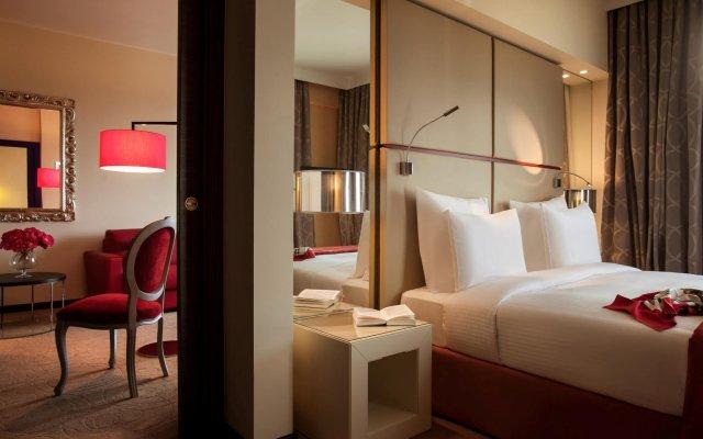 Отель Pullman Kinshasa Grand Hotel Республика Конго, Киншаса - отзывы, цены и фото номеров - забронировать отель Pullman Kinshasa Grand Hotel онлайн комната для гостей