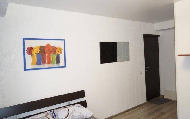 Апартаменты Optima Apartments Avtozavodskaya Москва интерьер отеля