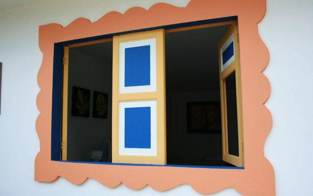 Finca Hotel el Caney del Quindio вид на фасад