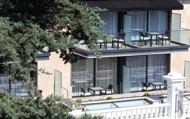 Отель Inglaterra Португалия, Эшторил - отзывы, цены и фото номеров - забронировать отель Inglaterra онлайн вид на фасад