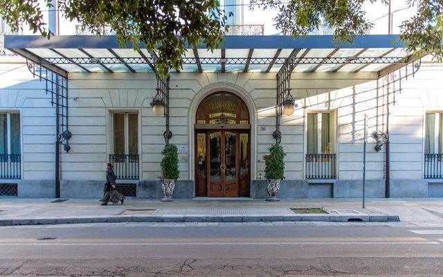 Grand Hotel Di Lecce Лечче вид на фасад