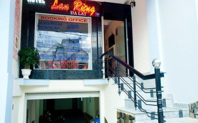 Lan Rung Dalat Hotel Далат вид на фасад