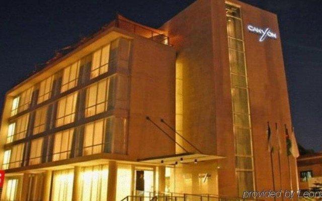Отель Canyon Boutique Hotel Иордания, Амман - отзывы, цены и фото номеров - забронировать отель Canyon Boutique Hotel онлайн вид на фасад