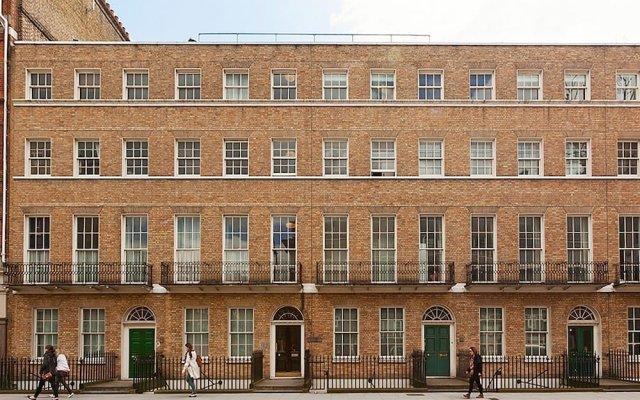 Отель Classic home and garden in Bloomsbury Великобритания, Лондон - отзывы, цены и фото номеров - забронировать отель Classic home and garden in Bloomsbury онлайн вид на фасад