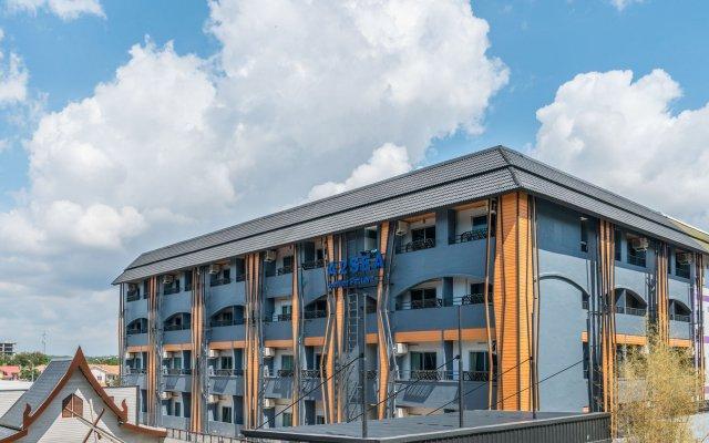 Отель Hostel Wing @ A2sea Таиланд, Паттайя - отзывы, цены и фото номеров - забронировать отель Hostel Wing @ A2sea онлайн вид на фасад