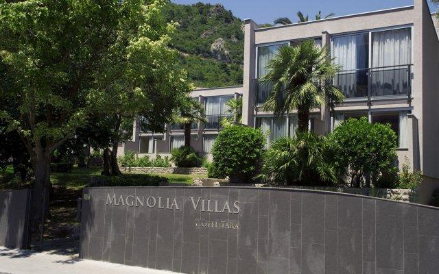 Отель Tara Черногория, Будва - 1 отзыв об отеле, цены и фото номеров - забронировать отель Tara онлайн вид на фасад