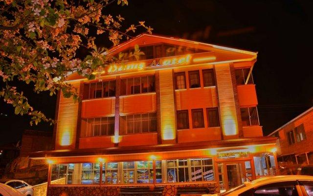 Danis Motel Турция, Узунгёль - отзывы, цены и фото номеров - забронировать отель Danis Motel онлайн вид на фасад