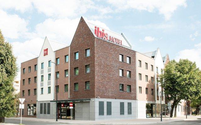 Ibis Gdansk Stare Miasto Hotel вид на фасад