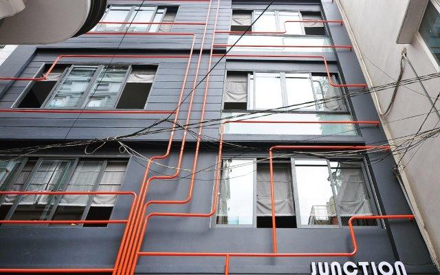 The Junction Hotel Hai Ba Trung вид на фасад