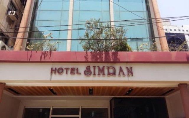 Hotel Simran Inn вид на фасад