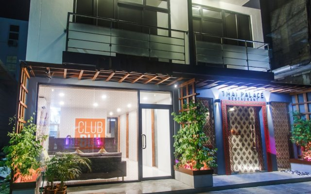 Отель Club Blu Мальдивы, Мале - отзывы, цены и фото номеров - забронировать отель Club Blu онлайн вид на фасад