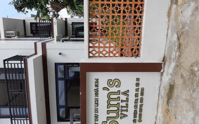 Отель Sum Villa Hoi An вид на фасад