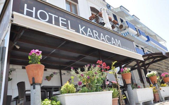 Karacam Турция, Фоча - отзывы, цены и фото номеров - забронировать отель Karacam онлайн вид на фасад