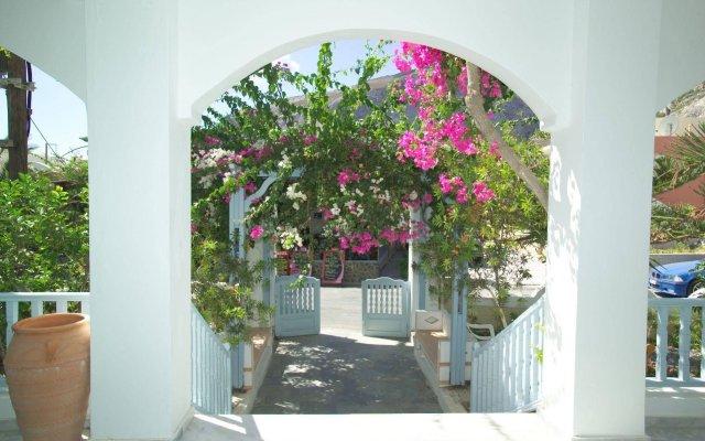 Отель Sellada Apartments Греция, Остров Санторини - отзывы, цены и фото номеров - забронировать отель Sellada Apartments онлайн вид на фасад