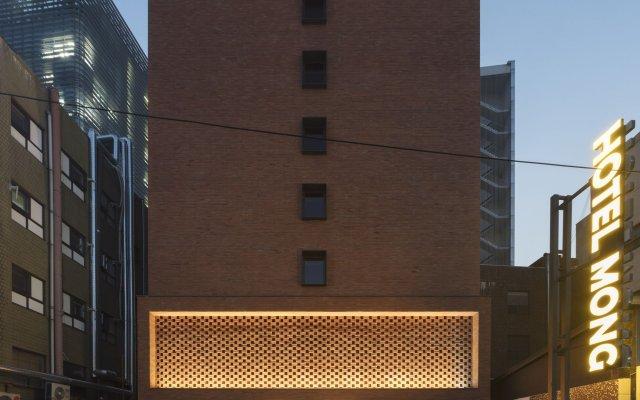 Mong Hotel вид на фасад