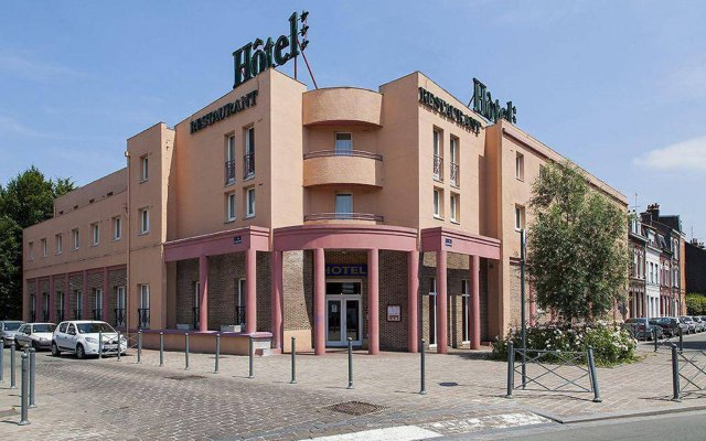 Comfort Hotel Lille Europe 0