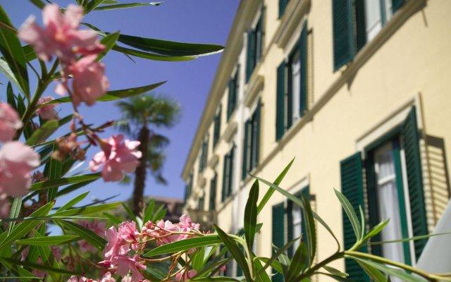 Hotel Touring Wellness & Beauty Фьюджи вид на фасад