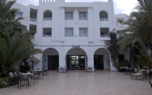 Отель Vincci Djerba Resort Тунис, Мидун - отзывы, цены и фото номеров - забронировать отель Vincci Djerba Resort онлайн вид на фасад