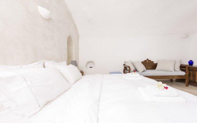 Отель Annouso Villa by Caldera Houses Греция, Остров Санторини - отзывы, цены и фото номеров - забронировать отель Annouso Villa by Caldera Houses онлайн комната для гостей