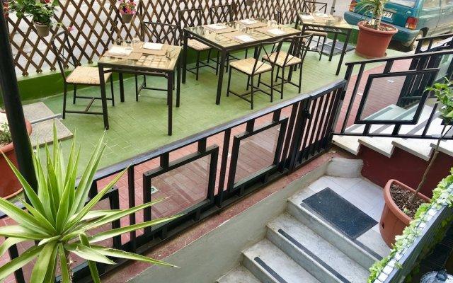Отель For Rest Aparthotel Буджибба вид на фасад