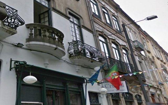 Отель Guest House Porto Clerigus вид на фасад