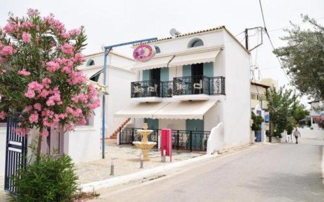 Отель Alexandra Греция, Агистри - отзывы, цены и фото номеров - забронировать отель Alexandra онлайн вид на фасад