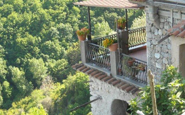 Отель Il Rifugio del Poeta Италия, Равелло - отзывы, цены и фото номеров - забронировать отель Il Rifugio del Poeta онлайн вид на фасад